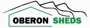 OBERON SHEDS Logo